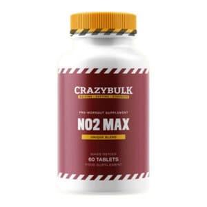 Crazy Bulk NO2 Max