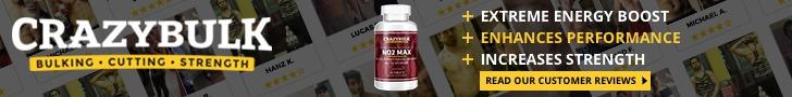Crazy Bulk NO2 MAX Reviews