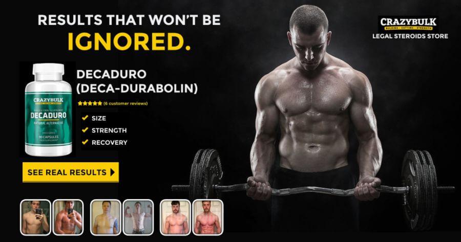 DecaDuro Review - DecaDuro Results