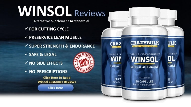 CrazyBulk Winsol Review